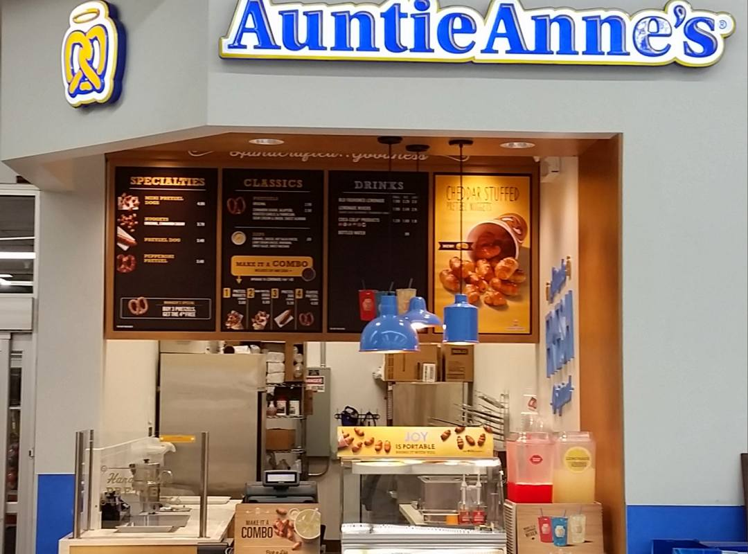 Auntie Annes 1